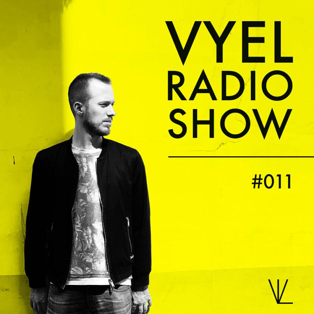 Vyel Radio Show #011 ADE 2019 Edition Artwork