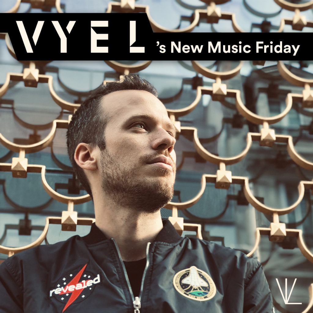 Vyel's New Music Friday Spotify Playlist Artwork