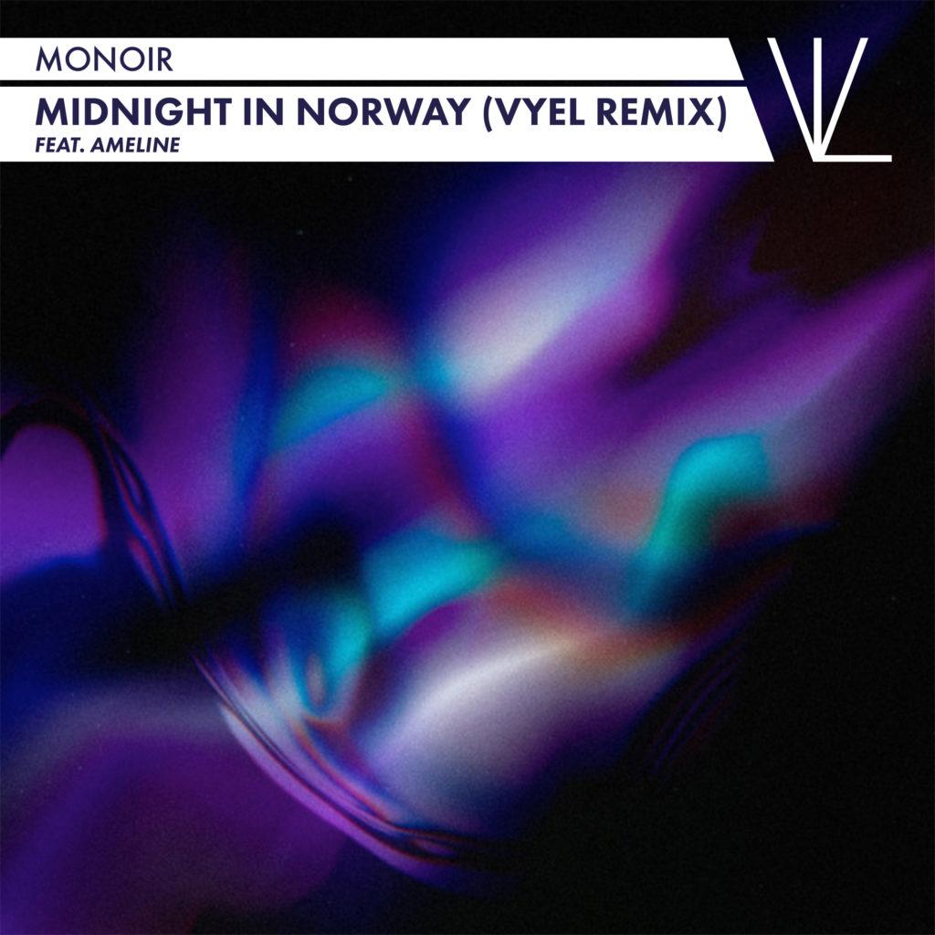 Midnight in Norway Vyel Remix Artwork